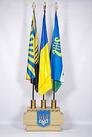 Изготовление VIP тумб для флагов