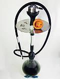 Кальян AMY.   Alpha Hookah   комплекте Калауд рифленый  и чаша сликоновая шланг софт тач, фото 5