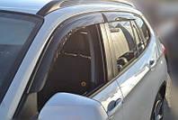 Ветровики на BMW X1 (E84) 2009-2012; 2012