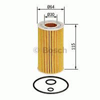 Фильтр масляный MERCEDES W202,W210 98-,SPRINTER 208-515 00-,VITO 99- 6111800009
