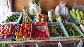Овощи, фрукты в Таиланде.