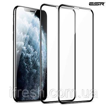 Защитное стекло ESR для iPhone 11 Pro Max / XS Max Screen Shield 3D, 2 шт (3C03196030101)