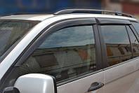 Ветровики на BMW X5 (E53) 2000-2006 накл.деф.окон