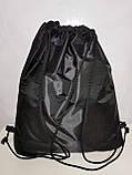 Сумка рюкзак-мешок Tik Tok Сумка для обуви городской спортивный стильный только ОПТ, фото 5