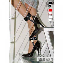 Кожаные наножники для женщин