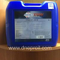 Моторное масло FUCHS TITAN GT 1 5w-40 20л.
