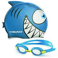 Комплект HEAD Meteor Character (Очки + шапочка)