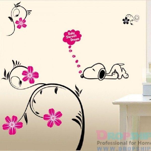 РОЗПРОДАЖ! Вінілова наклейка - sweet Baby dream