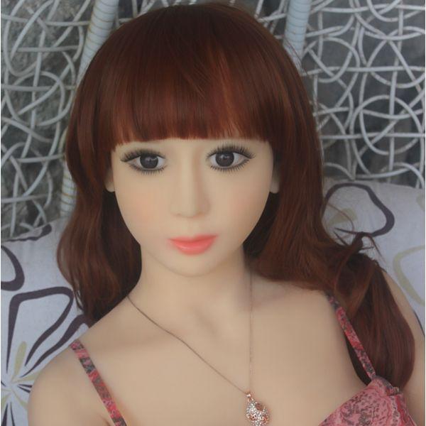 Супер-реалістична лялька 160 см з особою NO.35