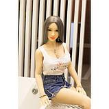Супер-реалістична секс-лялька YunYan 165 см, фото 3