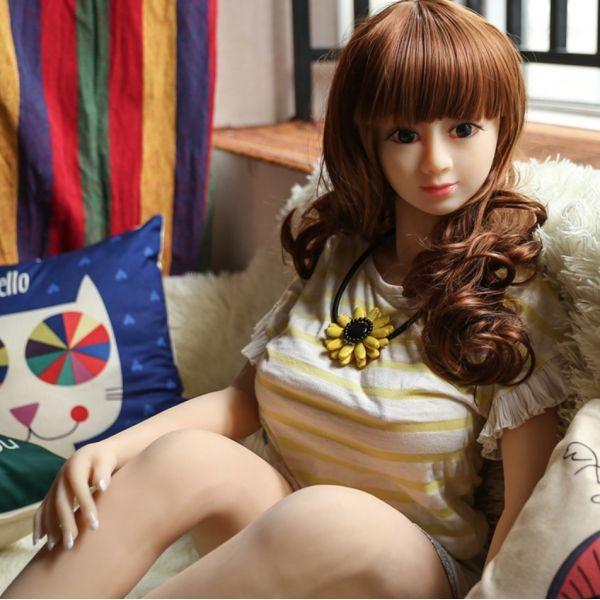 Супер-реалістична лялька 146 см з особою NO.B02