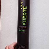 Лак для волосся Зволоження і Гнучкість сильної фіксації Belle Fuerte Laca Fijacion 400 мл, фото 2