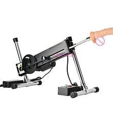 Hot sale 50(length) * 25(width) * 45 (height) cm vibrating artificial sex machine