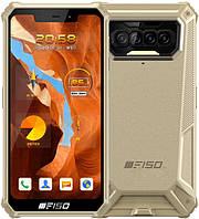 Защищенный смартфон Oukitel F150 Bison 2021 6/64GB Sahara