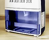 Осушувач повітря ELDOM OP600 DESI з таймером, 65 Вт, 2,5 л., фото 5