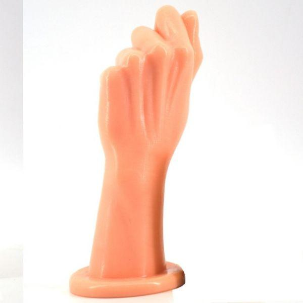 New Special Shape Hand Penis Fist Body Vaginal Anal Plug Flesh