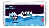 Подгузник для взрослых Seni Super Extra Large (обхват талии 130-170 см), 30шт