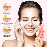 Myris Lady Personal Skin Care Silicone Face Cleaner Brush Waterproof Facial Cleaner, фото 2
