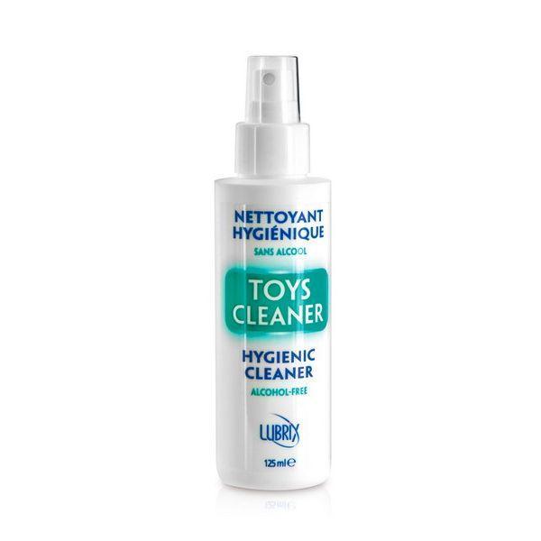 Очищувач для інтим іграшок Toys Cleaner 125ml Lubrix