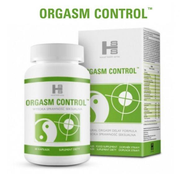 Контроль оргазма Orgasm Control - 60 таблеток