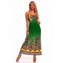 РОЗПРОДАЖ! Зелене літнє плаття