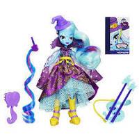 """Май литл пони My Little Pony Equestria Girls Кукла Трикси Луламун из серии """"Радужный рок"""""""