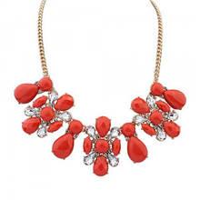 РАСПРОДАЖА! Красивое ожерелье с камнями