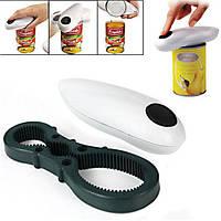 One Touch Hands консервный электрический нож автоматическая открывалка
