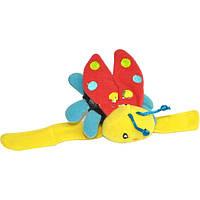 Браслет-погремушка львенок  Biba Toys