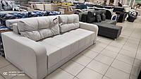 Красивий і дуже зручний недорогий диван для щоденного сну з білизняним коробом, фото 1
