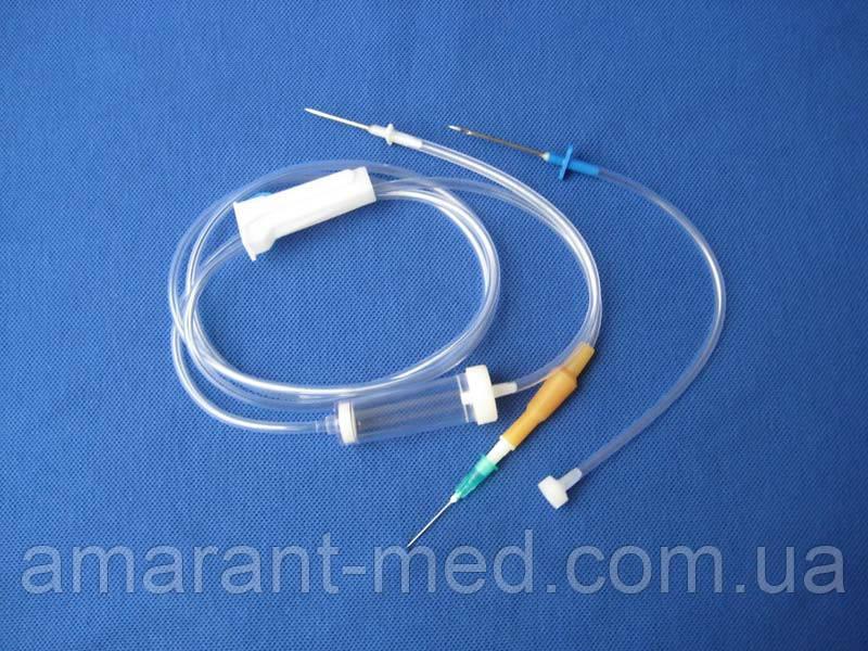 Система для переливания крови 21 VIKT