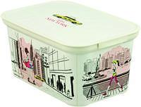 Коробка декоративная для девочек Curver CR-0175