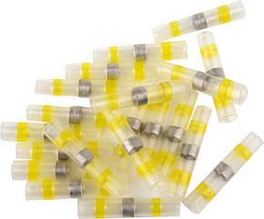 Кембрики термоусадочні до 105 ° C з оловом YATO, для провідників 4-6 мм2, 20 шт.