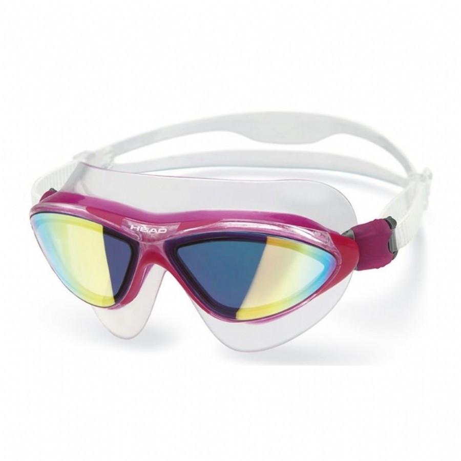 Очки для плавания HEAD Jaguar LSR+ зеркальное покрытие