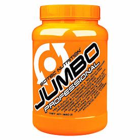 Гейнер Scitec Jumbo Professional, 1.62 кг Шоколад