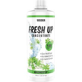 Изотоники Weider Fresh Up Concentrate 1:80, 1 литр Маренка