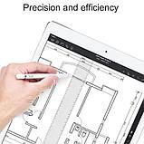 Стилус універсальний для ємкісного екрану планшетів і телефонів, 10 годин автономності, фото 3