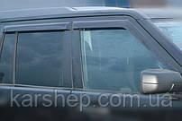 Ветровики на Land Rover Discovery III 2004-2009/Discovery IV 2009