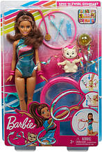 Лялька Барбі Тереза художня гімнастка - Barbie Dreamhouse Adventures Teresa Spin 'n Twirl Gymnast Doll