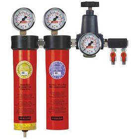 Блок для подготовки очистки воздуха профессиональный (2 ступени) ITALCO AC6002