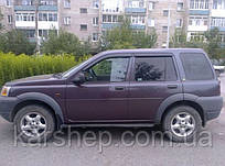 Ветровики на  Land Rover Freelander I 1998-2006