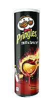 Pringles Hot & Spicy 190 г. Бельгия