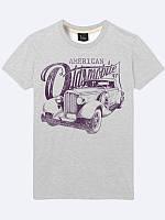 Футболка 3D American Oldmobile