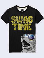 Футболка 3D Swag Time