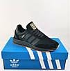 Кроссовки Мужские Adidas Iniki Runner Boost Чёрные Адидас (размеры: 41,42,43,44,45,46) , фото 9