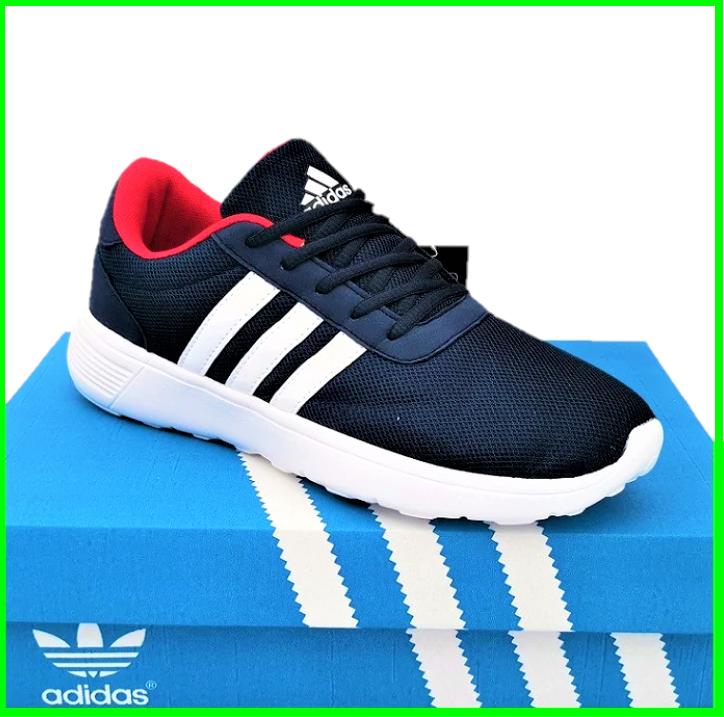 Кросівки Adidas Чоловічі Сині Адідас BOOST (розміри: 41,42,43,44,45) Відео Огляд