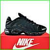 Кросівки N!ke Air Max Plus OG Чорні Чоловічі Найк (розміри: 41,42,43,44,45,46) Відео Огляд, фото 3