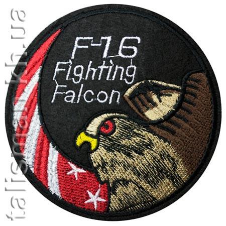 Термо-нашивка - NATM-19 - F-16 Figting Falcon