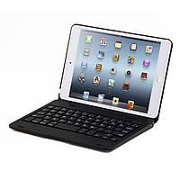 Чехол клавиатура Aluminum Alloy Bluetooth для Apple iPad mini 4 черный