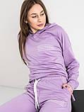 Спортивний костюм жіночий бузковий, фото 5